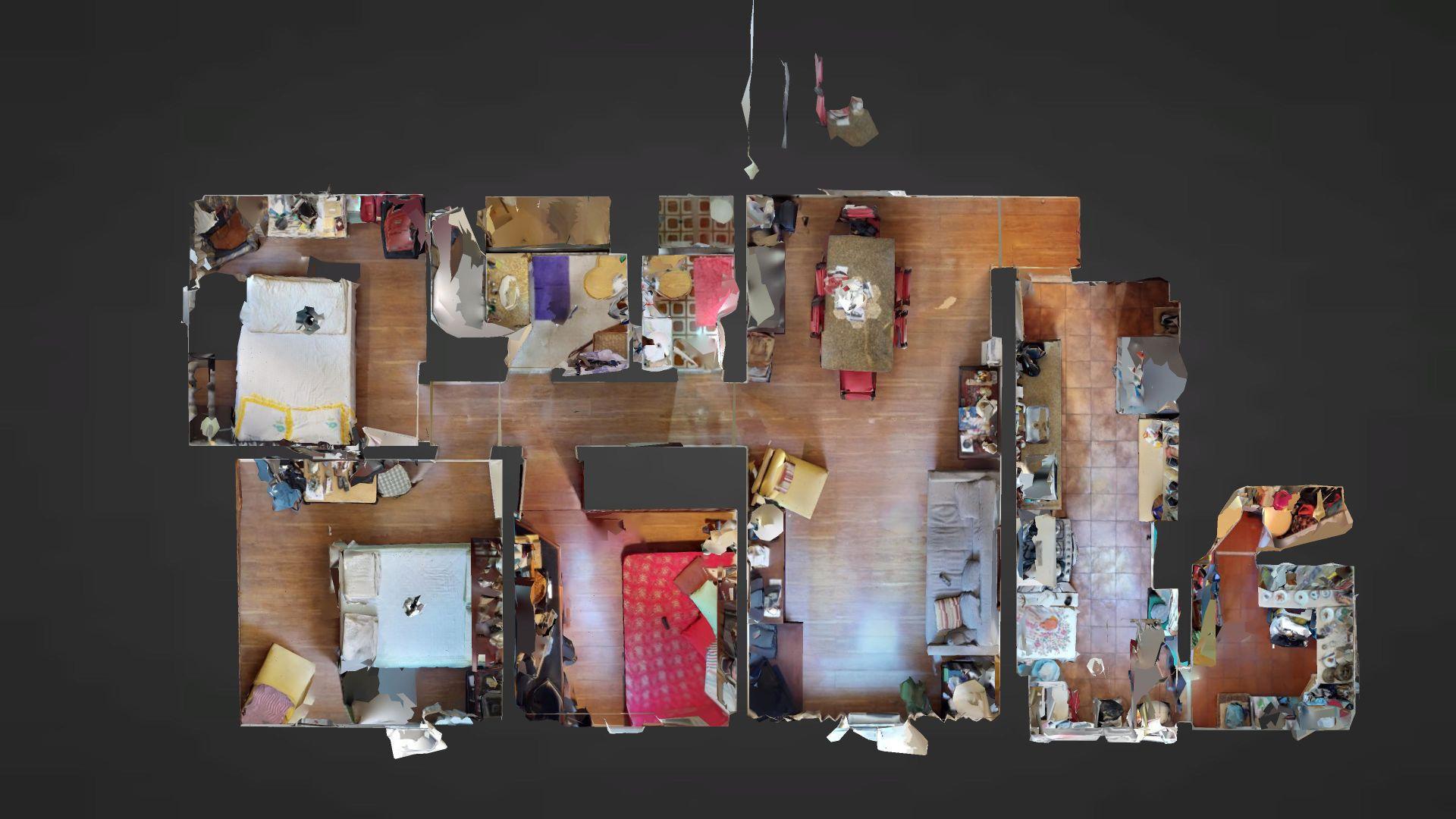 Imagem do Apartamento ID-223 na Rua Ministro Corrêa de Melo, Leblon, Rio de Janeiro - RJ