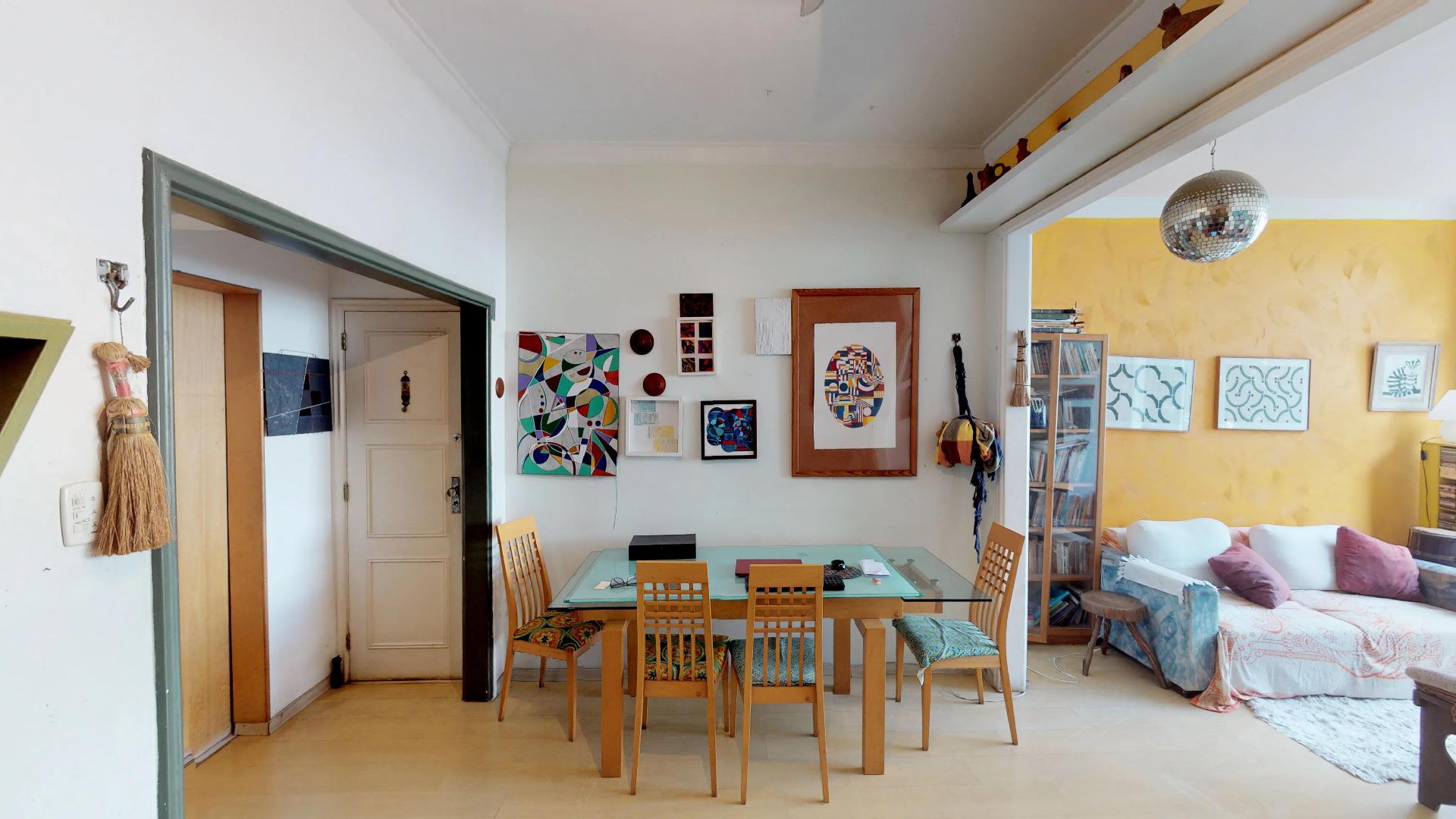 Imagem do Apartamento ID-3649 na Rua Joaquim Nabuco, Copacabana, Rio de Janeiro - RJ