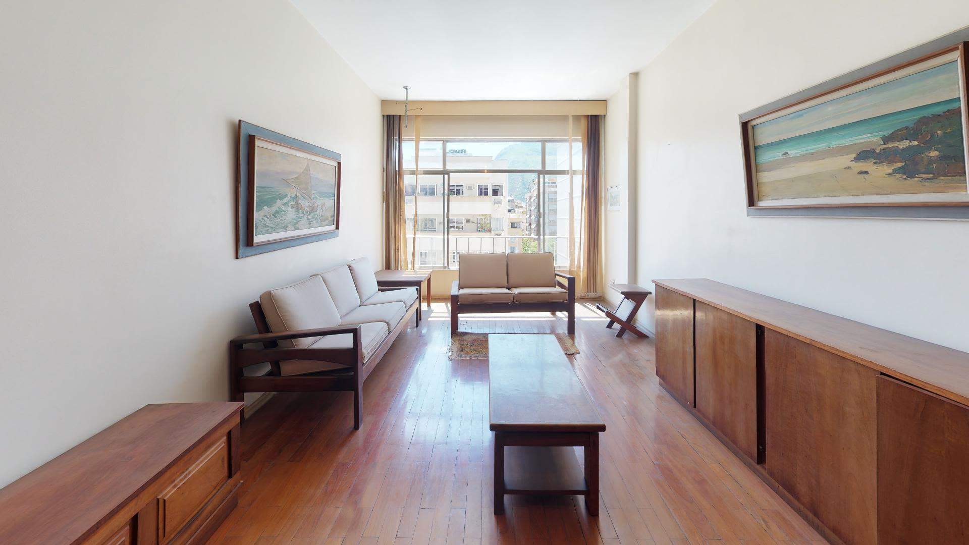 Imagem do Apartamento ID-2841 na Rua Visconde de Pirajá, Ipanema, Rio de Janeiro - RJ