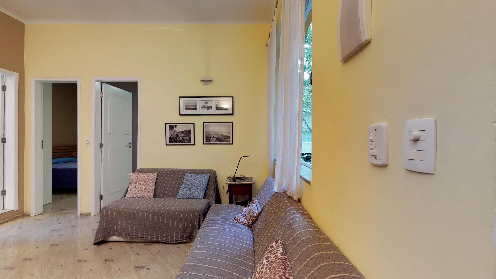 Imagem do Apartamento ID-589 na Rua Prudente de Morais, Ipanema, Rio de Janeiro - RJ