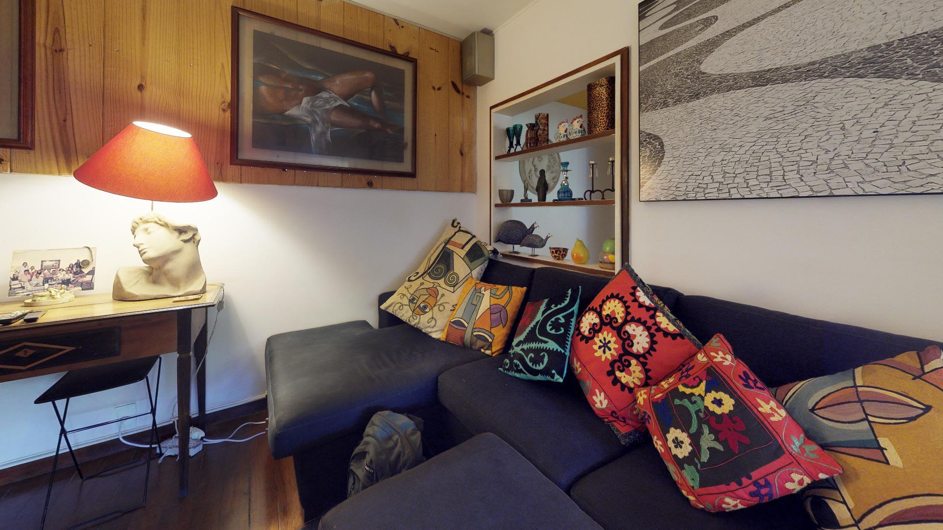 Imagem do Apartamento ID-569 na Rua Marquês de São Vicente, Gávea, Rio de Janeiro - RJ