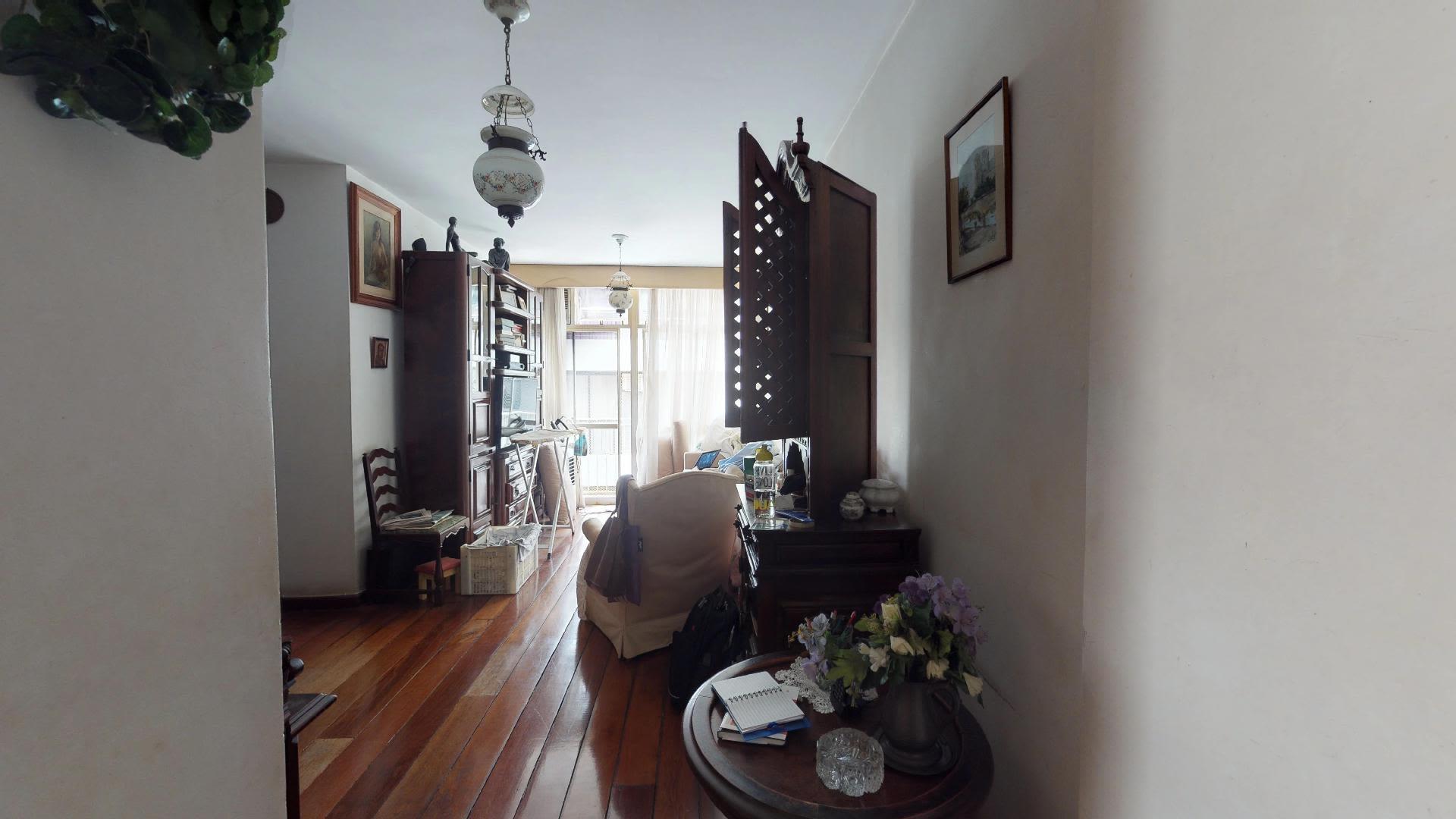 Imagem do Apartamento ID-1329 na Rua Paulino Fernandes, Botafogo, Rio de Janeiro - RJ