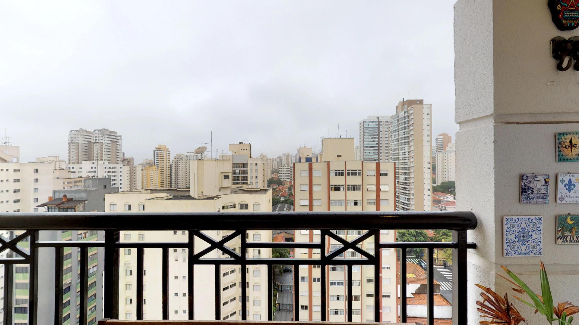 Imagem do Apartamento ID-1980 na Rua Coronel Melo de Oliveira, Pompeia, São Paulo - SP