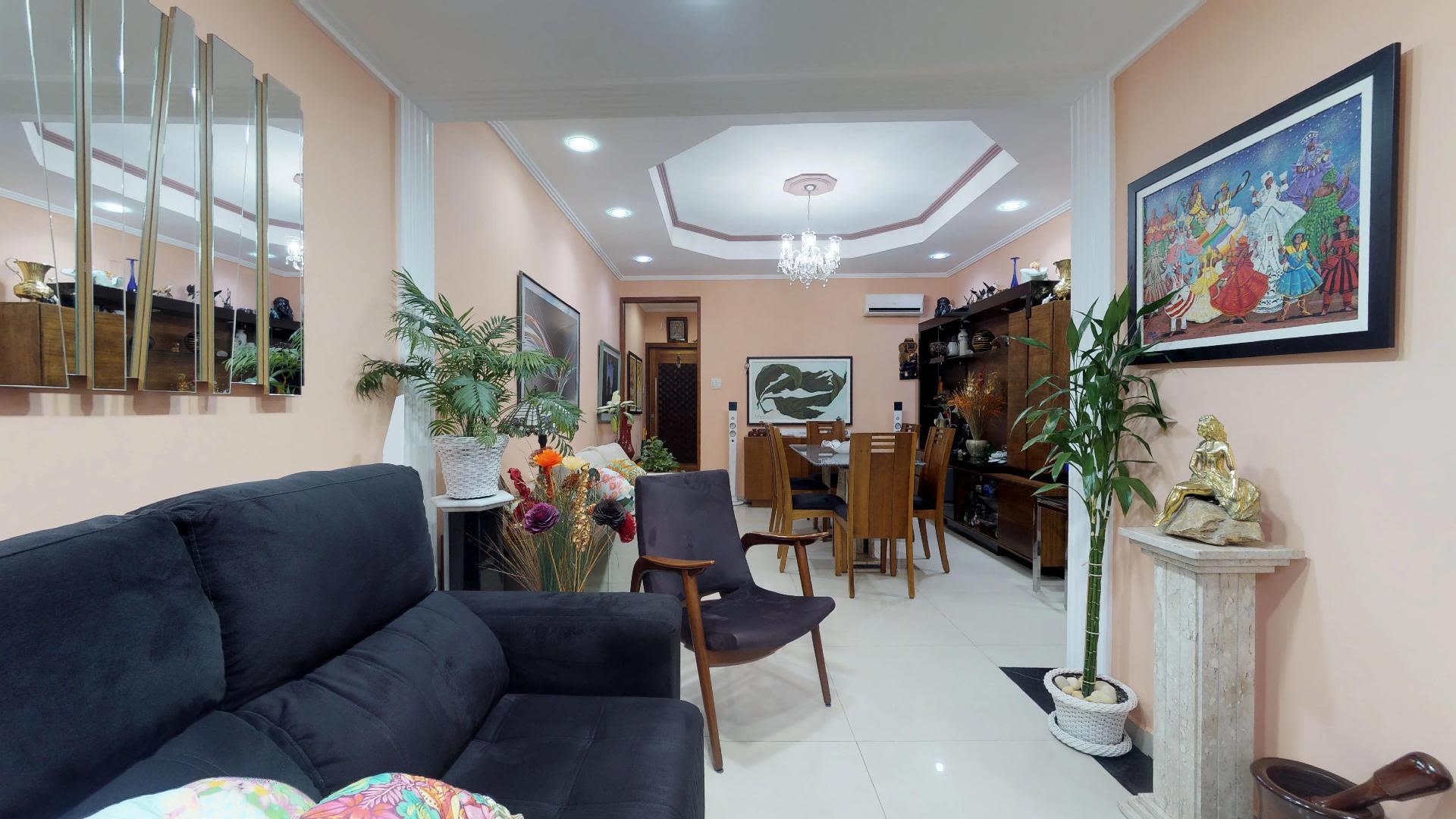 Imagem do Apartamento ID-602 na Rua Barata Ribeiro, Copacabana, Rio de Janeiro - RJ