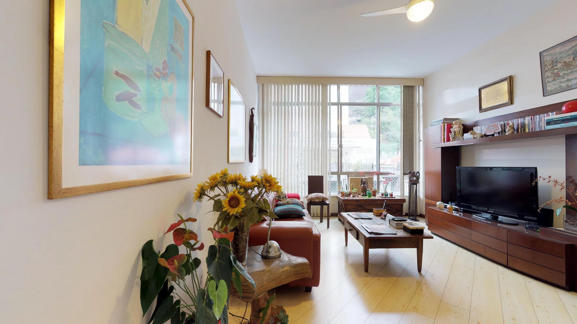 Imagem do Apartamento ID-712 na Rua Lacerda Coutinho, Copacabana, Rio de Janeiro - RJ