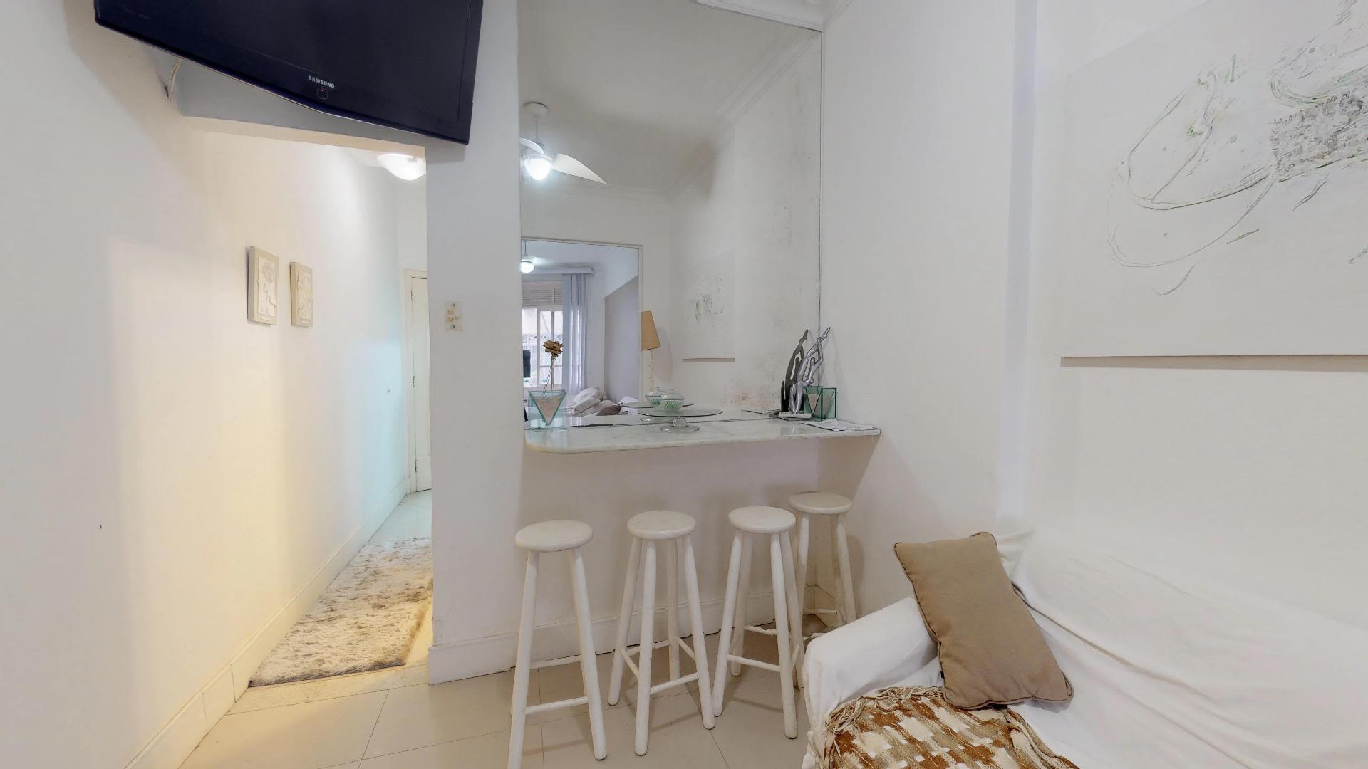 Imagem do Apartamento ID-2901 na Rua Domingos Ferreira, Copacabana, Rio de Janeiro - RJ