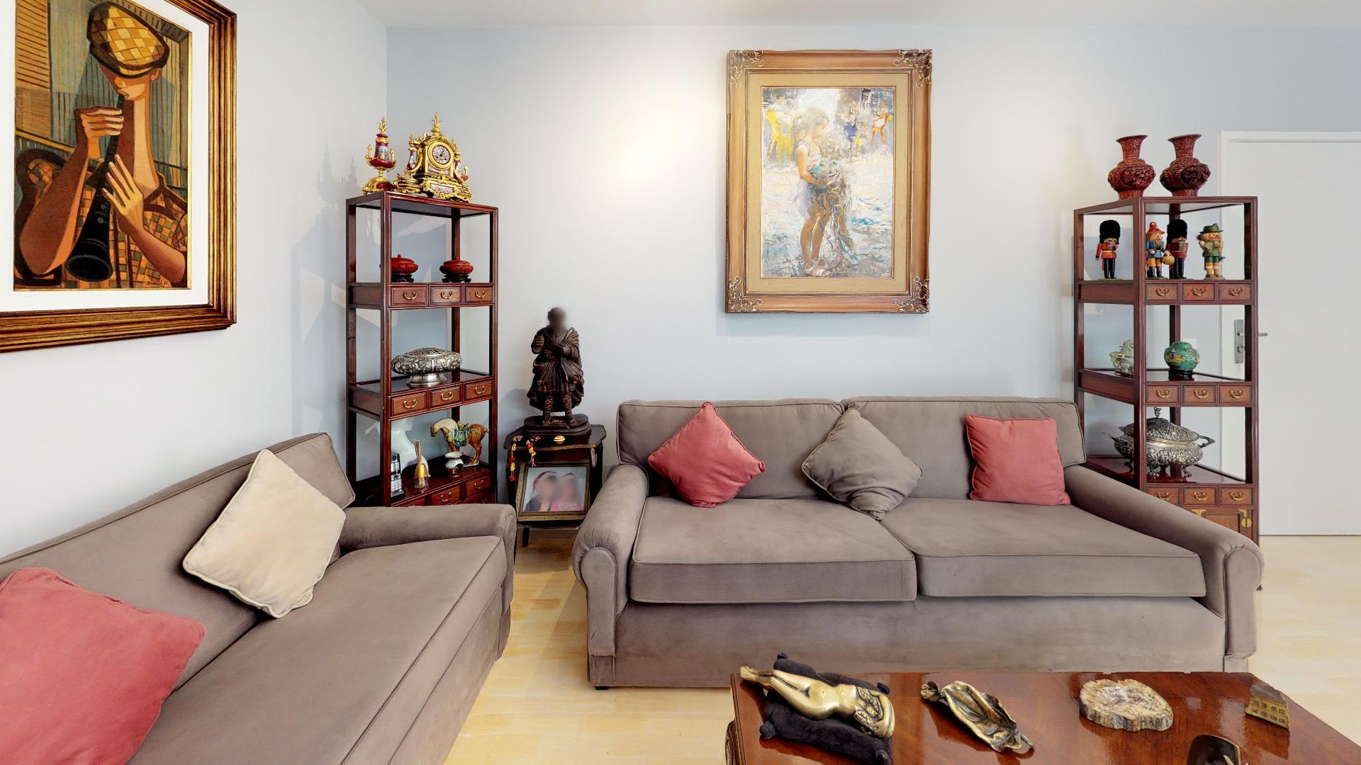Imagem do Apartamento ID-2715 na Rua Fonte da Saudade, Lagoa, Rio de Janeiro - RJ