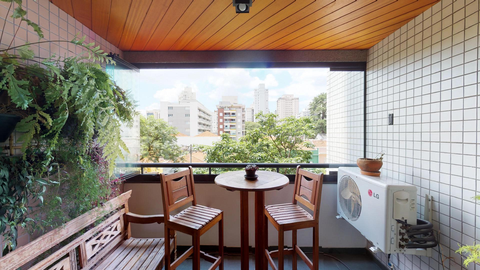 Imagem do Apartamento ID-1991 na Rua Barão do Bananal, Pompeia, São Paulo - SP