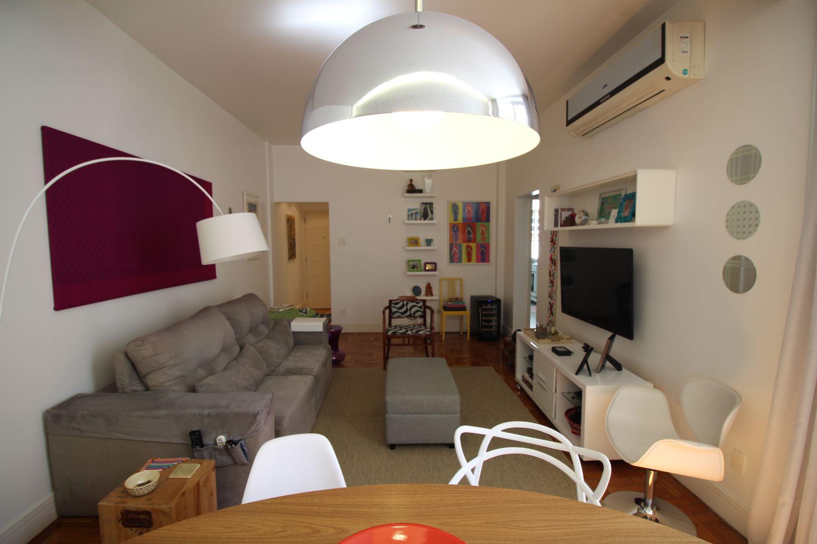 Imagem do Apartamento ID-133 na Rua Jardim Botânico, Jardim Botânico, Rio de Janeiro - RJ