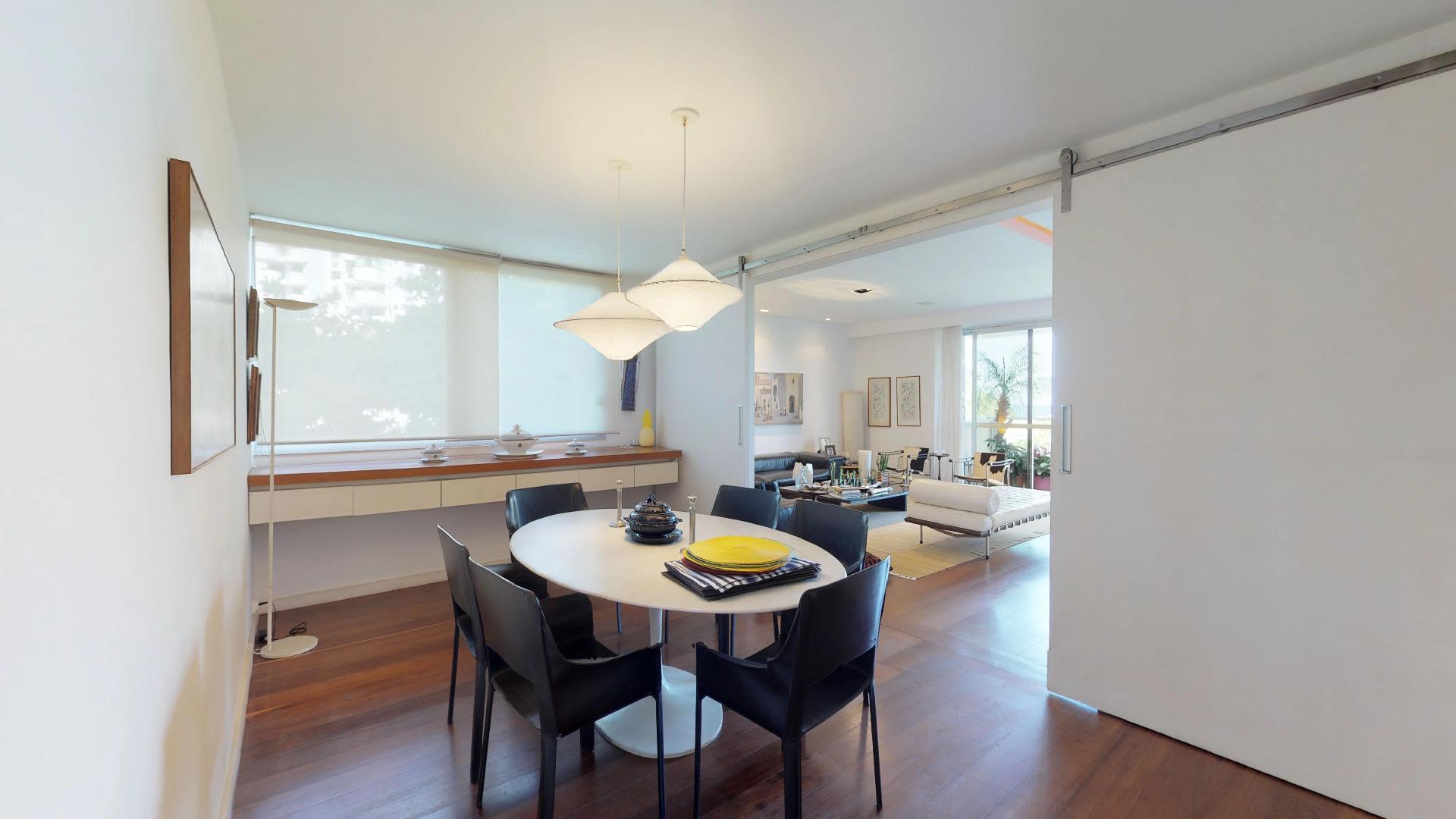 Imagem do Apartamento ID-2186 na Avenida Aquarela do Brasil, São Conrado, Rio de Janeiro - RJ