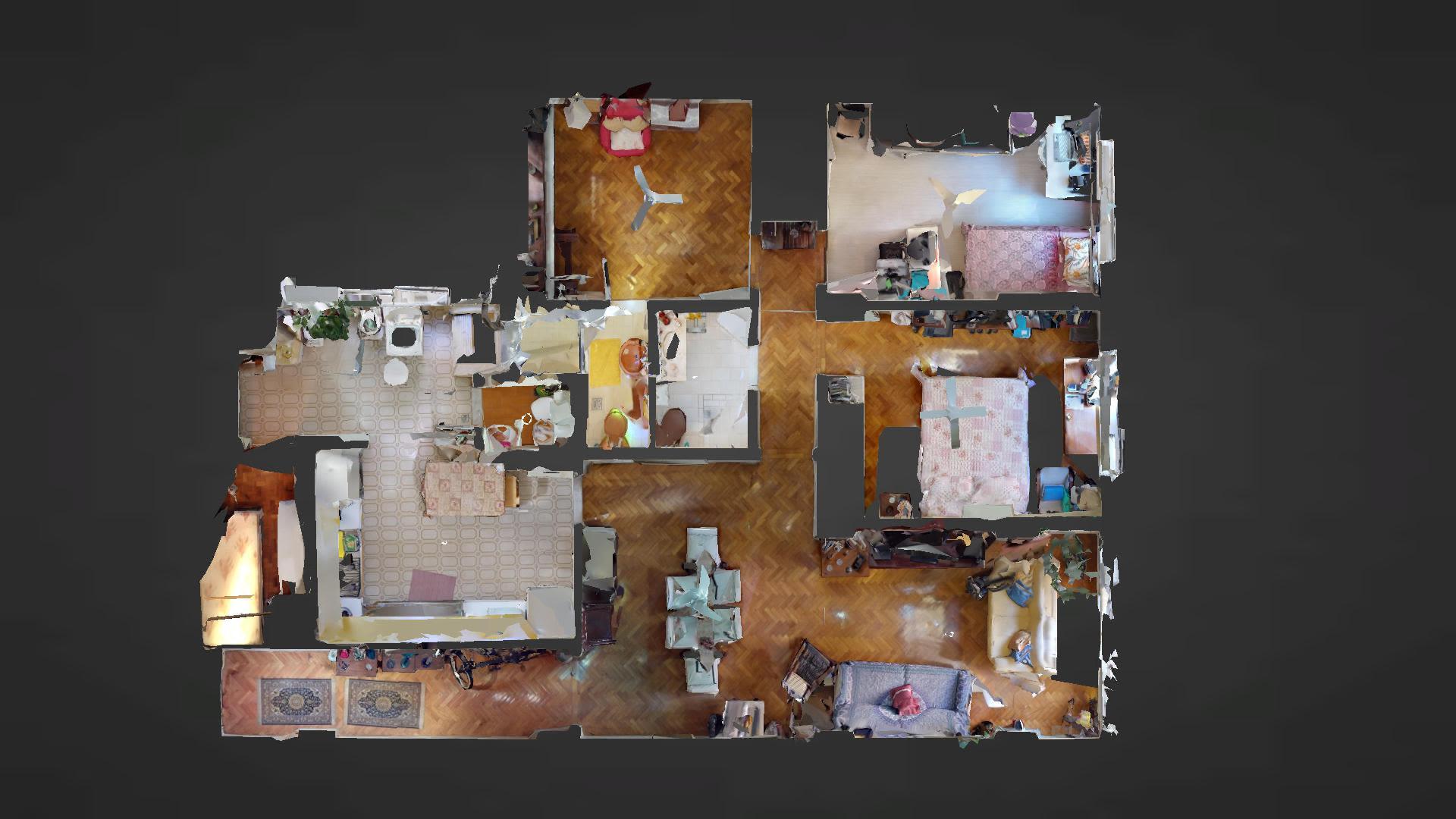 Imagem do Apartamento ID-6357 na Avenida Oswaldo Cruz, Flamengo, Rio de Janeiro - RJ