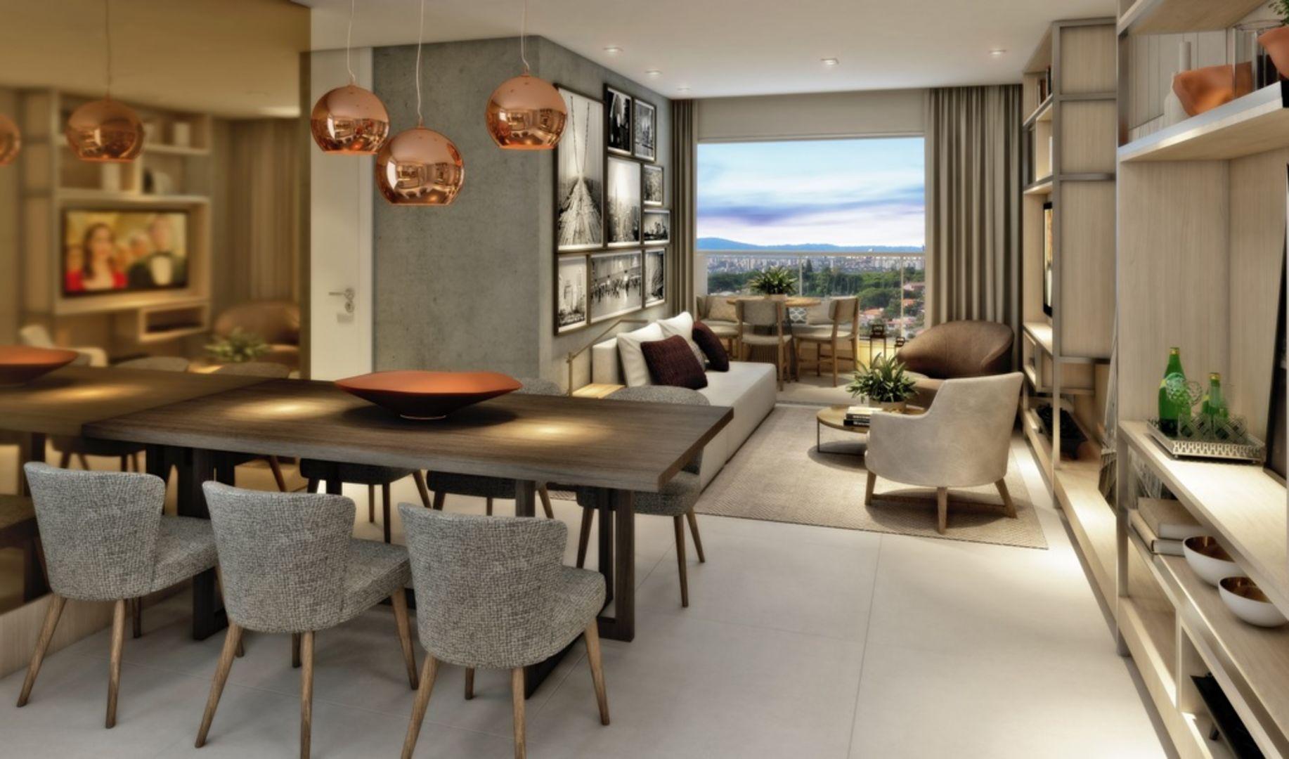 Imagem do Apartamento ID-2084 na Rua Havaí, Perdizes, São Paulo - SP
