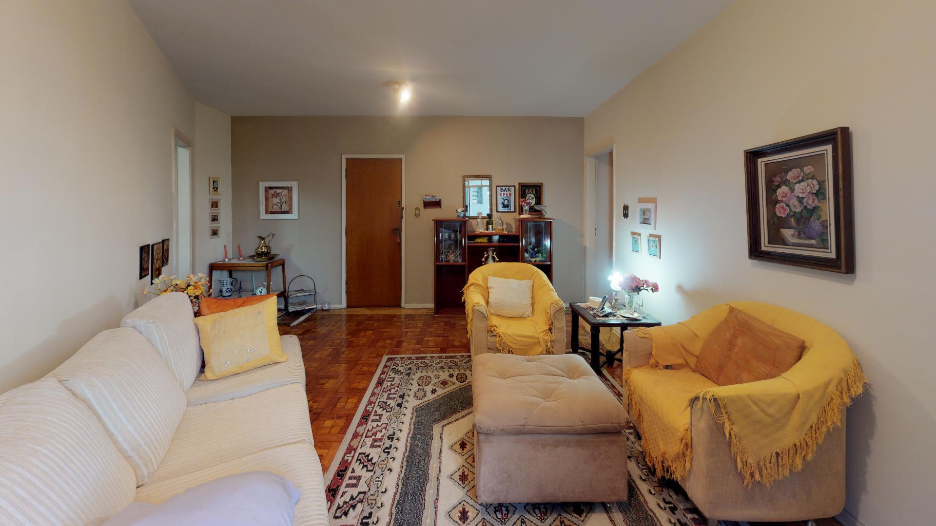 Imagem do Apartamento ID-3111 na Rua Heitor Penteado, Vila Anglo Brasileira, São Paulo - SP