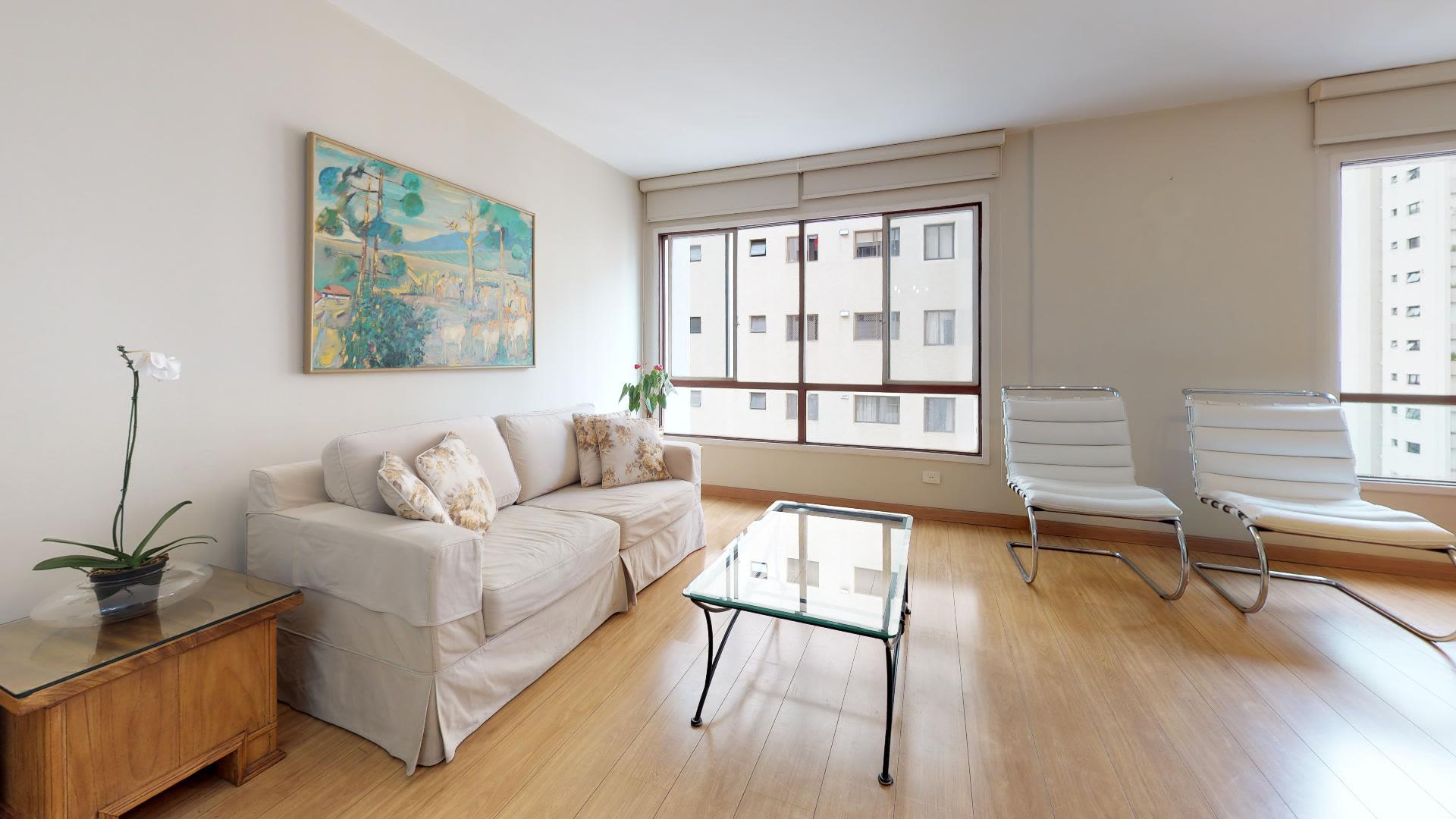 Imagem do Apartamento ID-1233 na Rua Itapicuru, Perdizes, São Paulo - SP