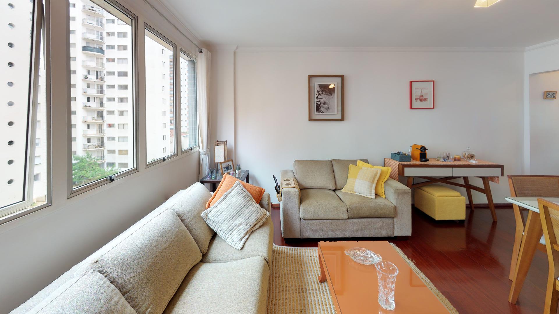 Imagem do Apartamento ID-2097 na Rua Cotoxó, Vila Pompeia, São Paulo - SP