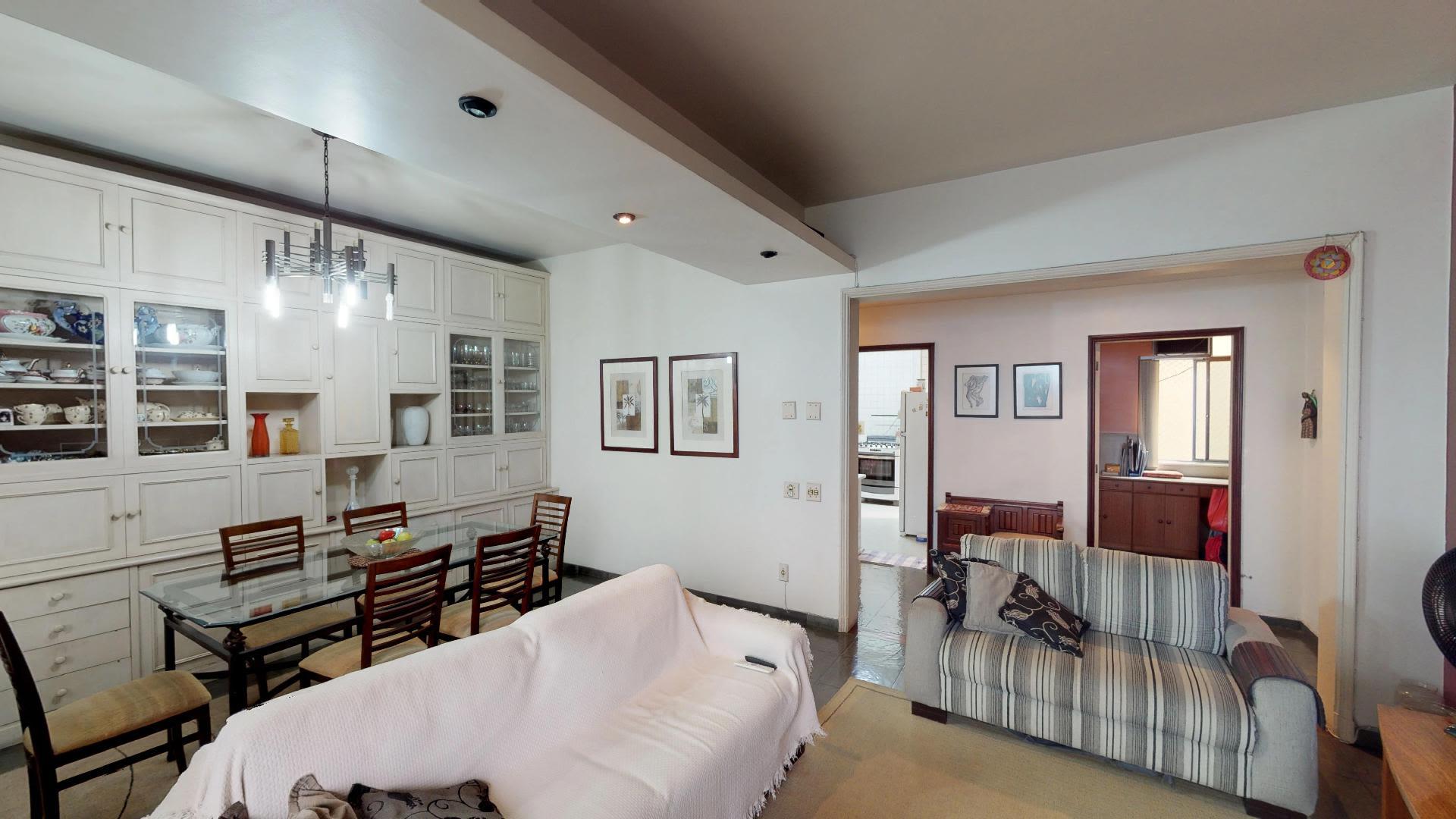 Imagem do Apartamento ID-3212 na Rua Senador Vergueiro, Flamengo, Rio de Janeiro - RJ