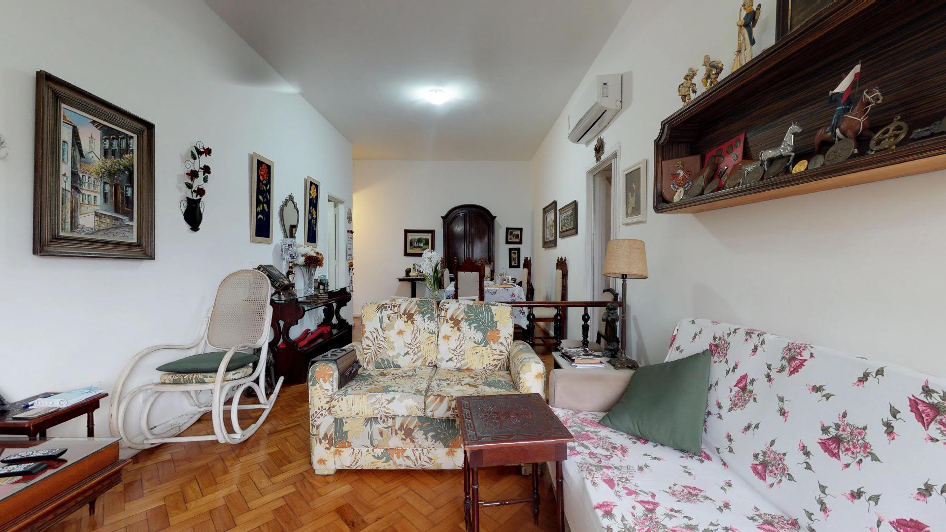 Imagem do Apartamento ID-798 na Rua Jangadeiros, Ipanema, Rio de Janeiro - RJ