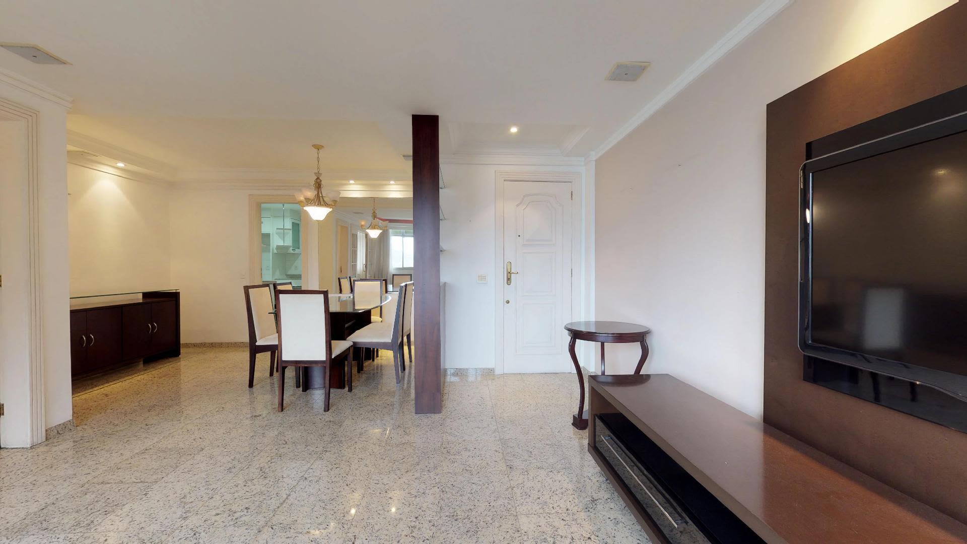 Imagem do Apartamento ID-672 na Avenida Epitácio Pessoa, Lagoa, Rio de Janeiro - RJ