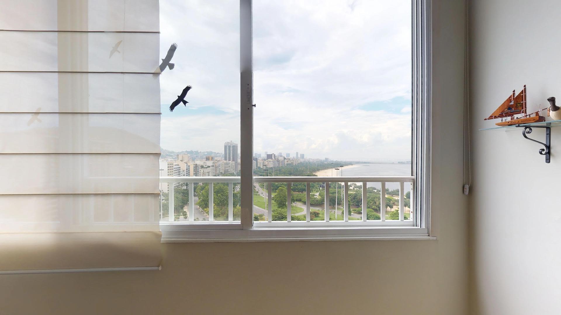 Imagem do Apartamento ID-2187 na Avenida Rui Barbosa, Flamengo, Rio de Janeiro - RJ