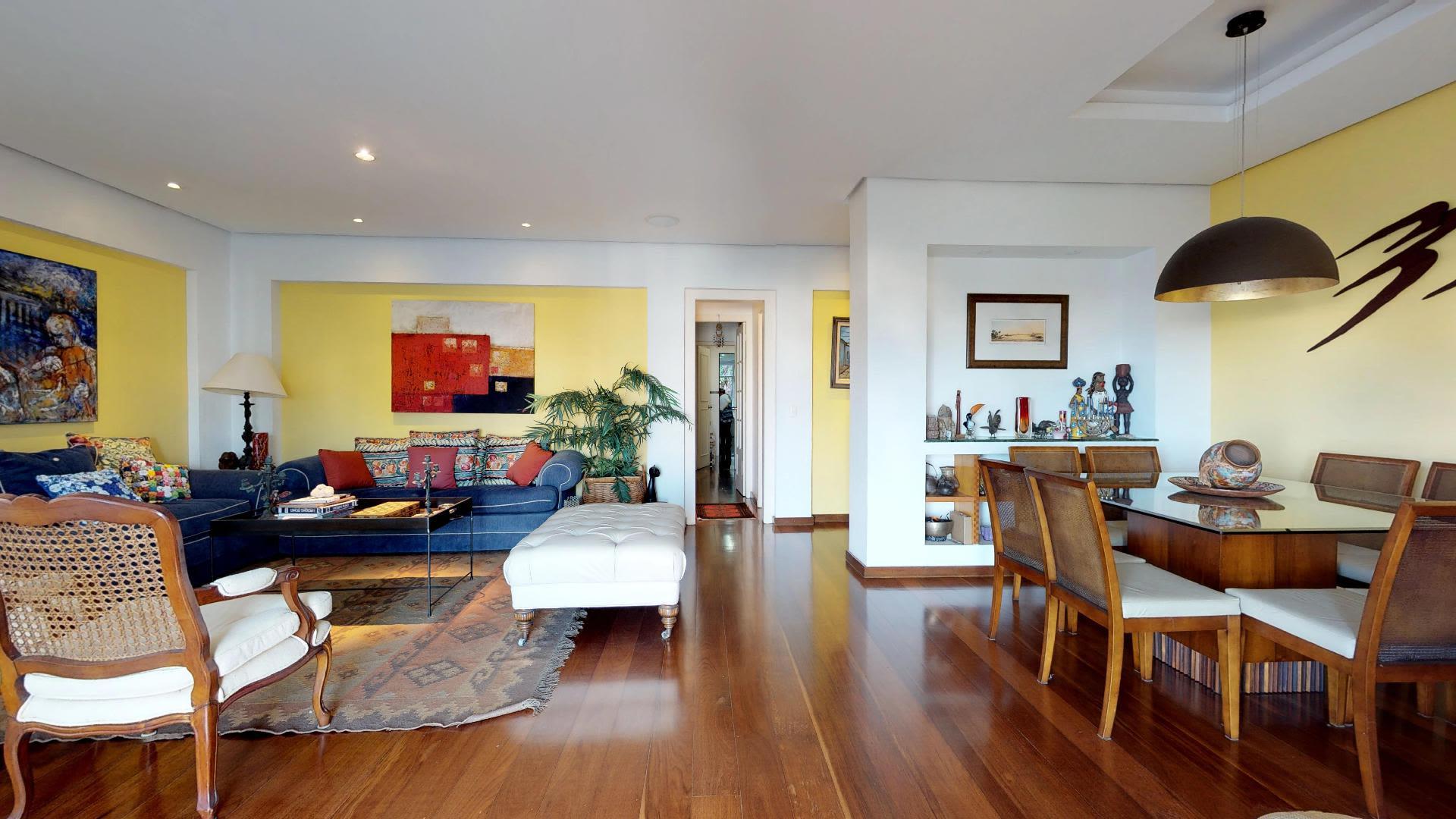 Imagem do Apartamento ID-792 na Rua Sambaíba, Leblon, Rio de Janeiro - RJ