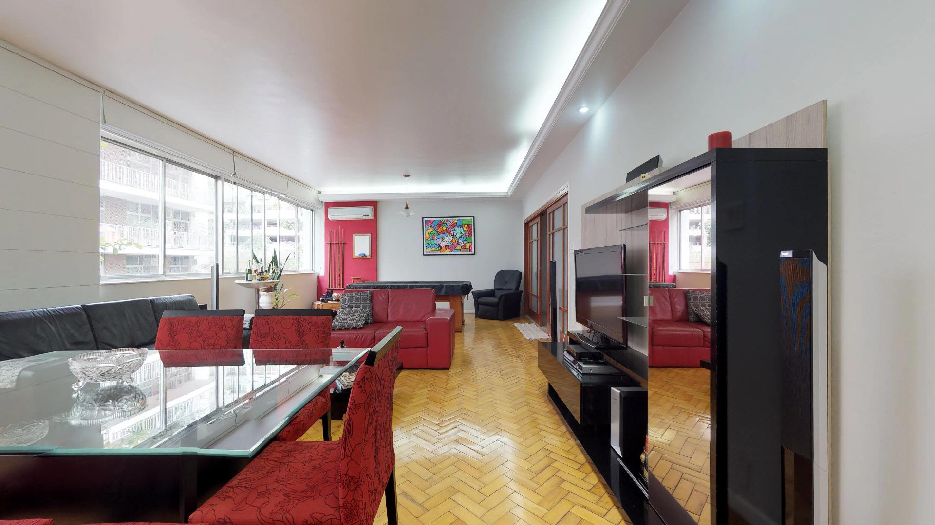 Imagem do Apartamento ID-726 na Rua Assis Brasil, Copacabana, Rio de Janeiro - RJ