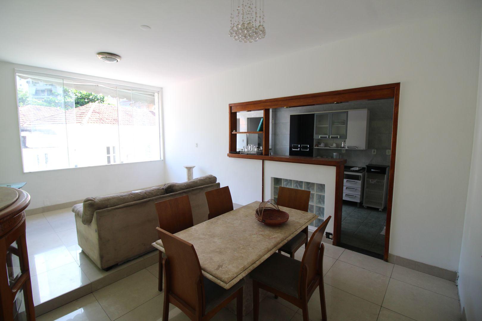 Imagem do Apartamento ID-185 na Rua Cosme Velho, Cosme Velho, Rio de Janeiro - RJ
