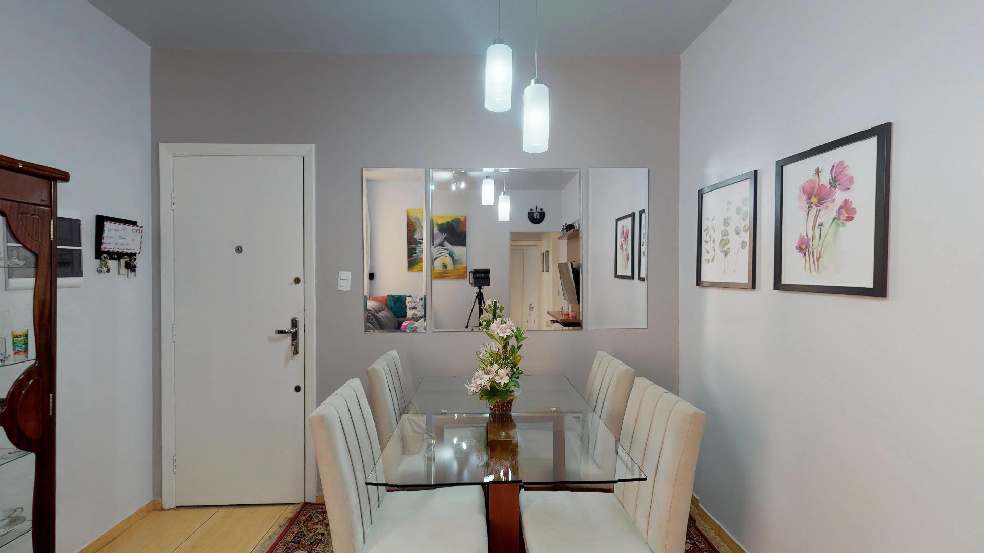 Imagem do Apartamento ID-2141 na Avenida Professor Alfonso Bovero, Perdizes, São Paulo - SP