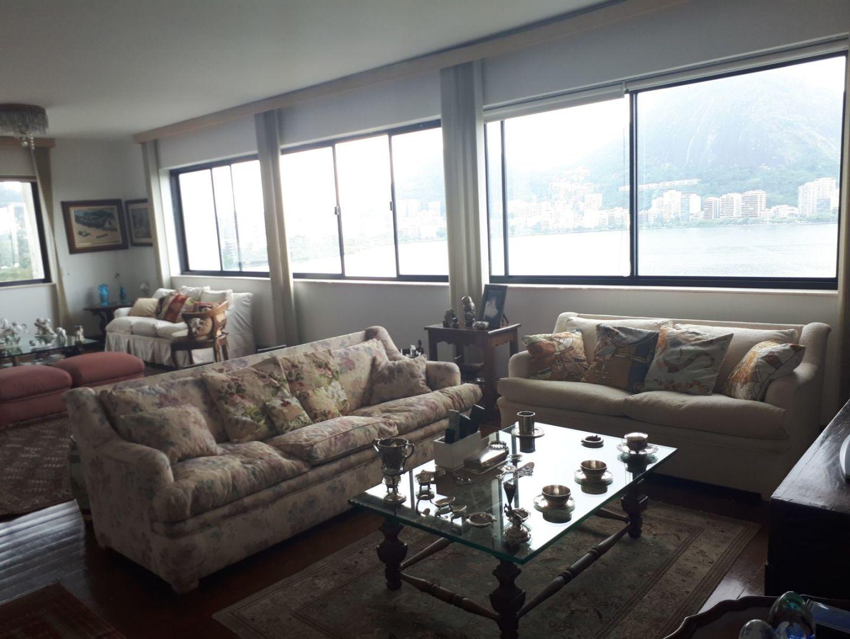Imagem do Apartamento ID-51 na Borges de Medeiros, Lagoa, Rio de Janeiro - RJ