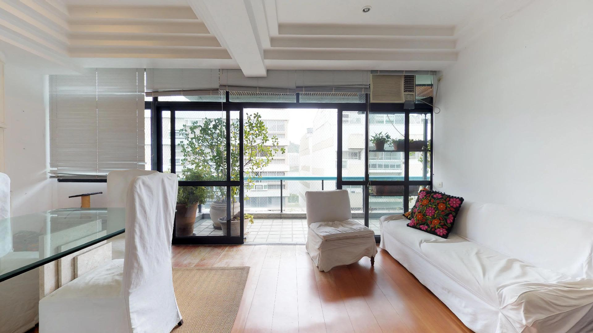 Imagem do Apartamento ID-842 na Rua Alberto de Campos, Ipanema, Rio de Janeiro - RJ