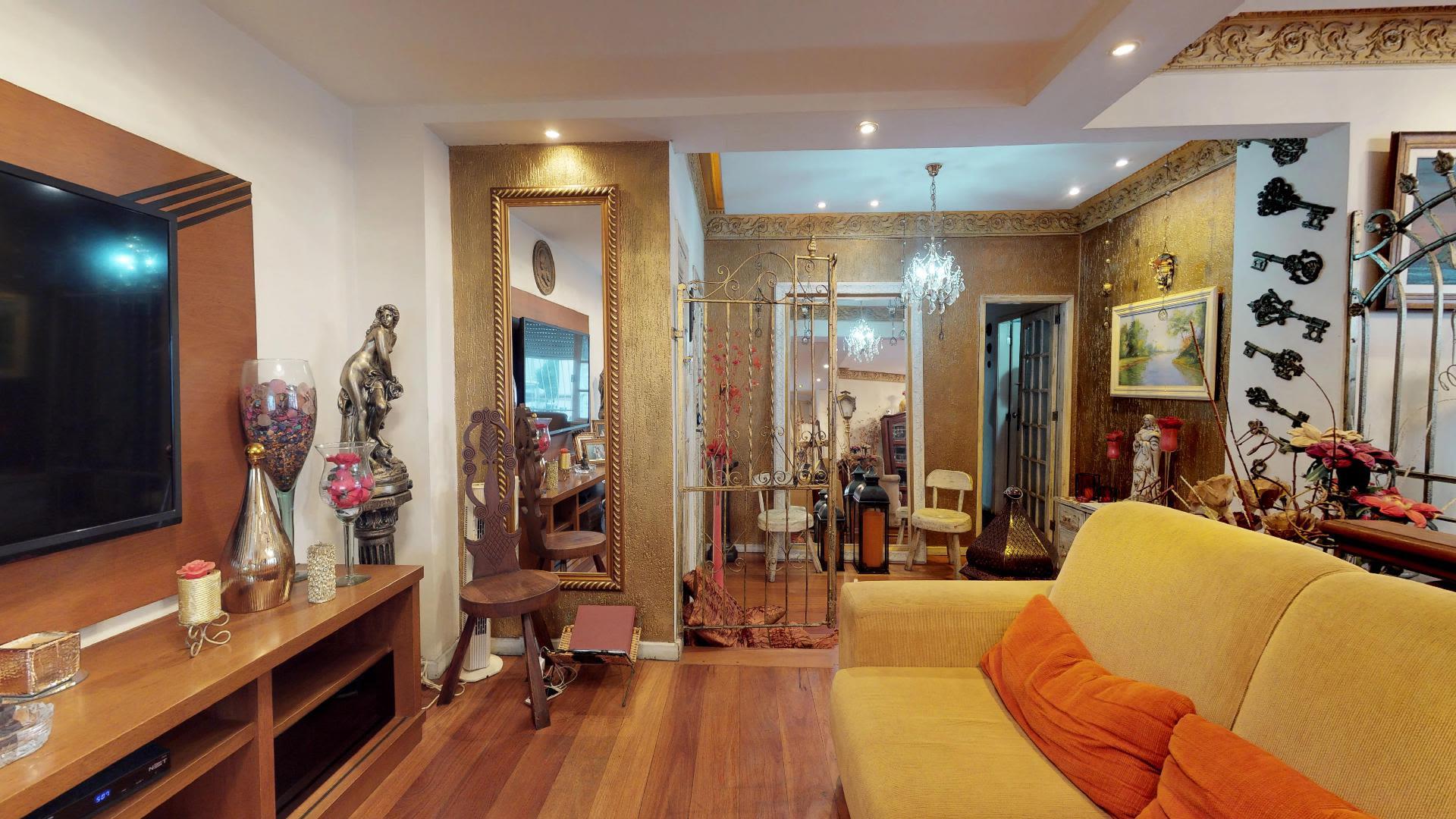 Imagem do Apartamento ID-423 na Rua Rodolfo Dantas, Copacabana, Rio de Janeiro - RJ