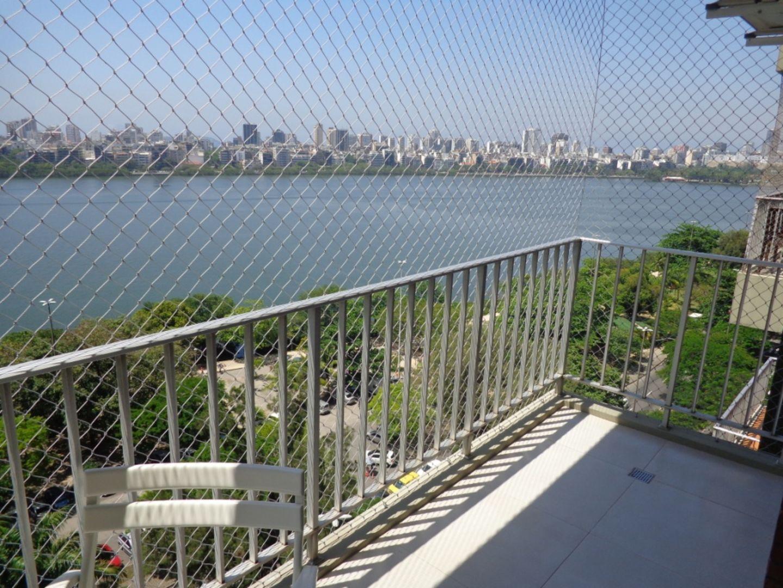 Imagem do Apartamento ID-707 na Avenida Epitácio Pessoa, Lagoa, Rio de Janeiro - RJ