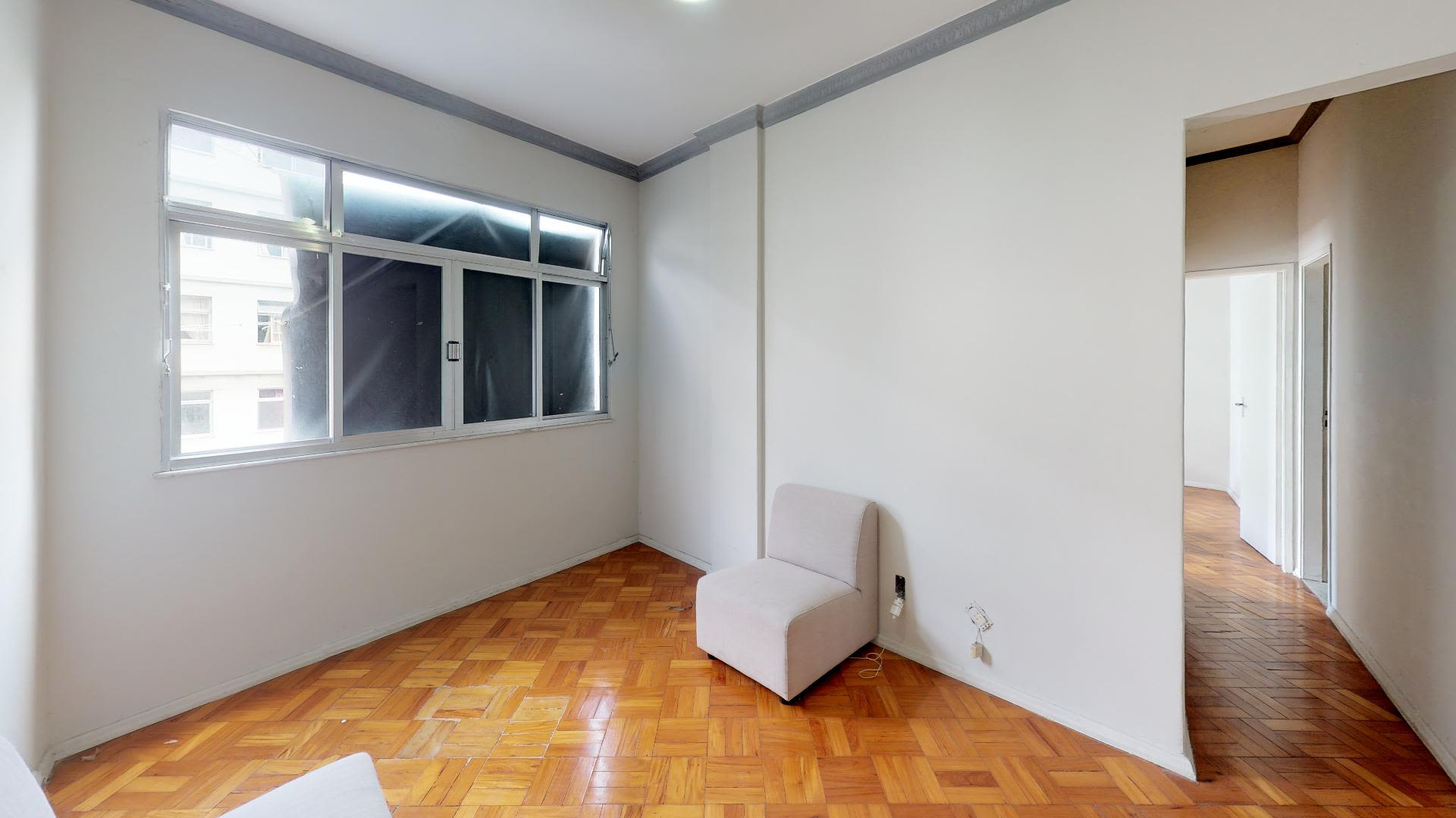 Imagem do Apartamento ID-1723 na Rua Voluntários da Pátria, Botafogo, Rio de Janeiro - RJ