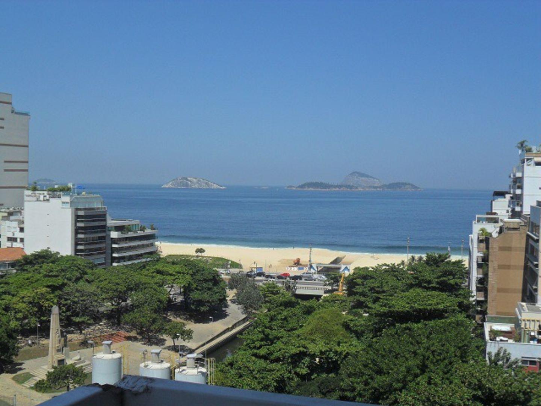 Imagem do Cobertura ID-978 na Avenida Borges de Medeiros, Leblon, Rio de Janeiro - RJ