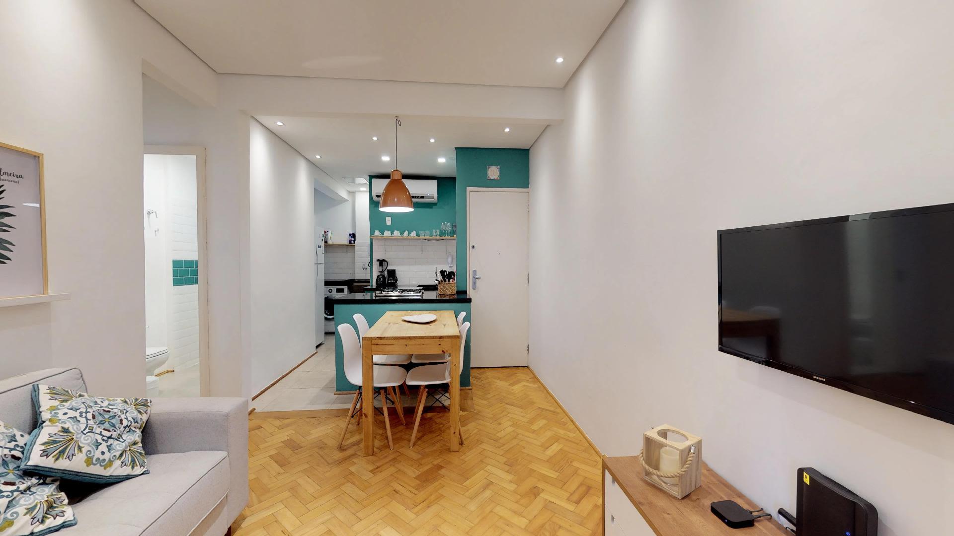 Imagem do Apartamento ID-2190 na Rua Dias Ferreira, Leblon, Rio de Janeiro - RJ