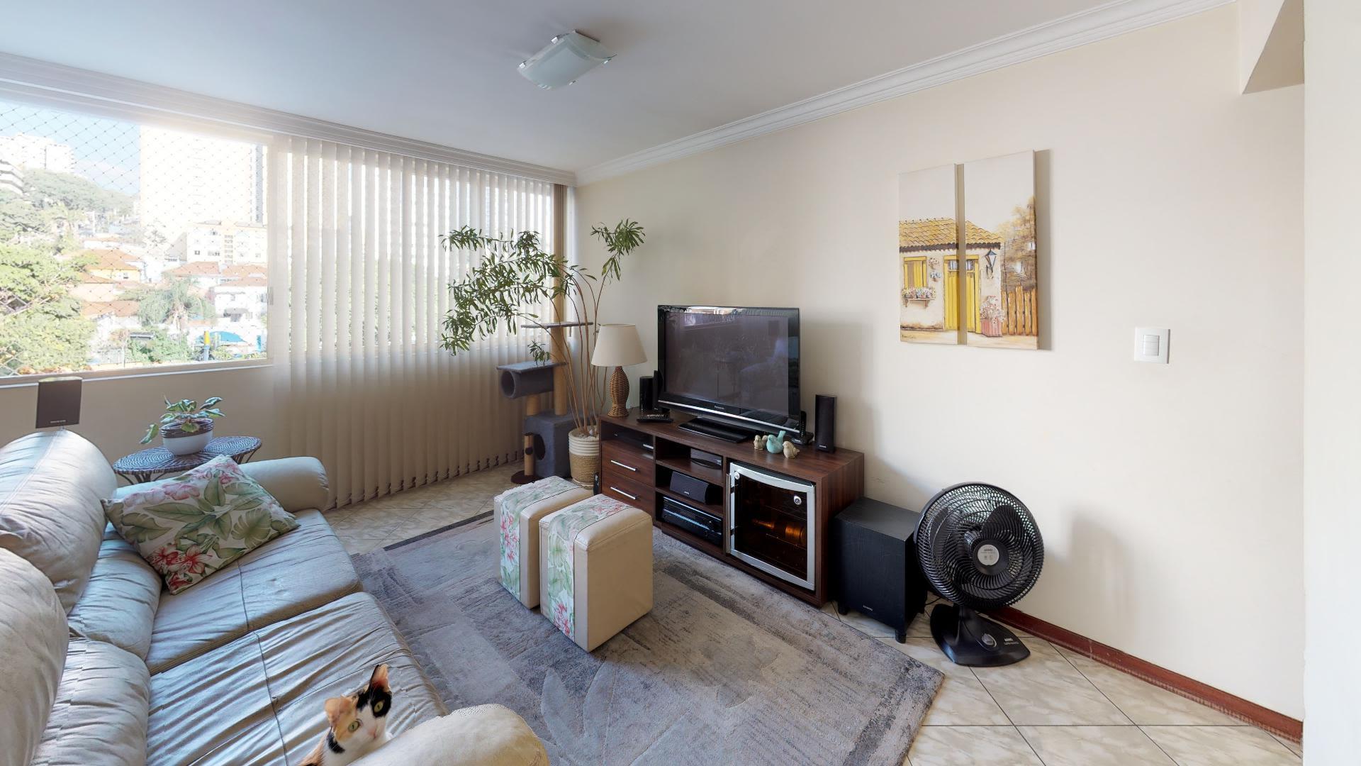 Imagem do Apartamento ID-2954 na Rua Bartira, Perdizes, São Paulo - SP