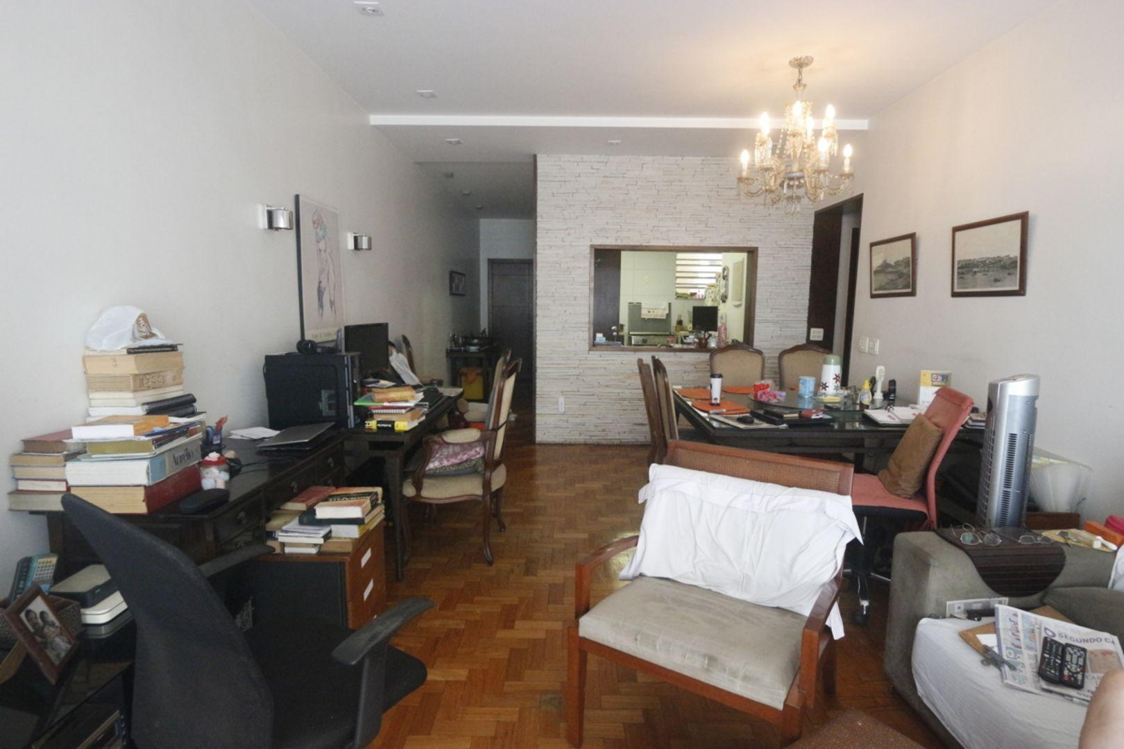 Imagem do Apartamento ID-1887 na Rua Xavier da Silveira, Copacabana, Rio de Janeiro - RJ