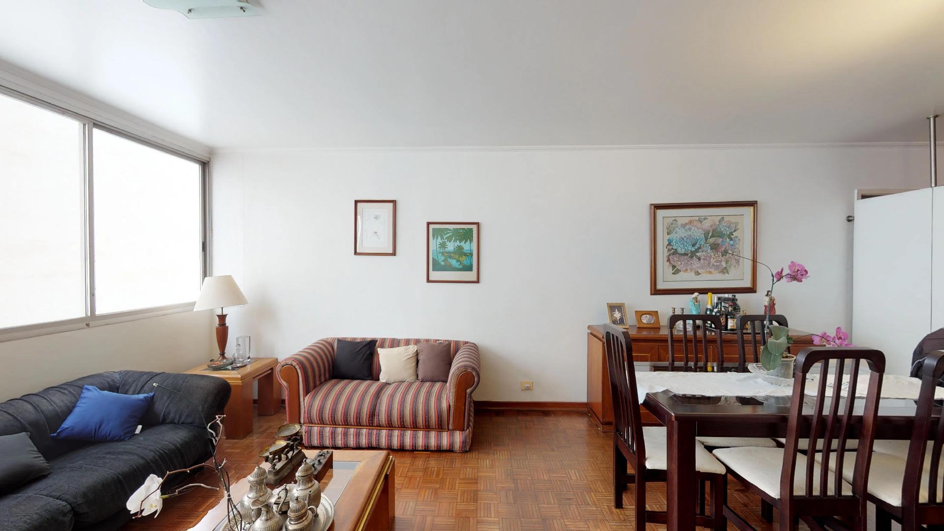 Imagem do Apartamento ID-1281 na Rua Doutor Homem de Melo, Perdizes, São Paulo - SP