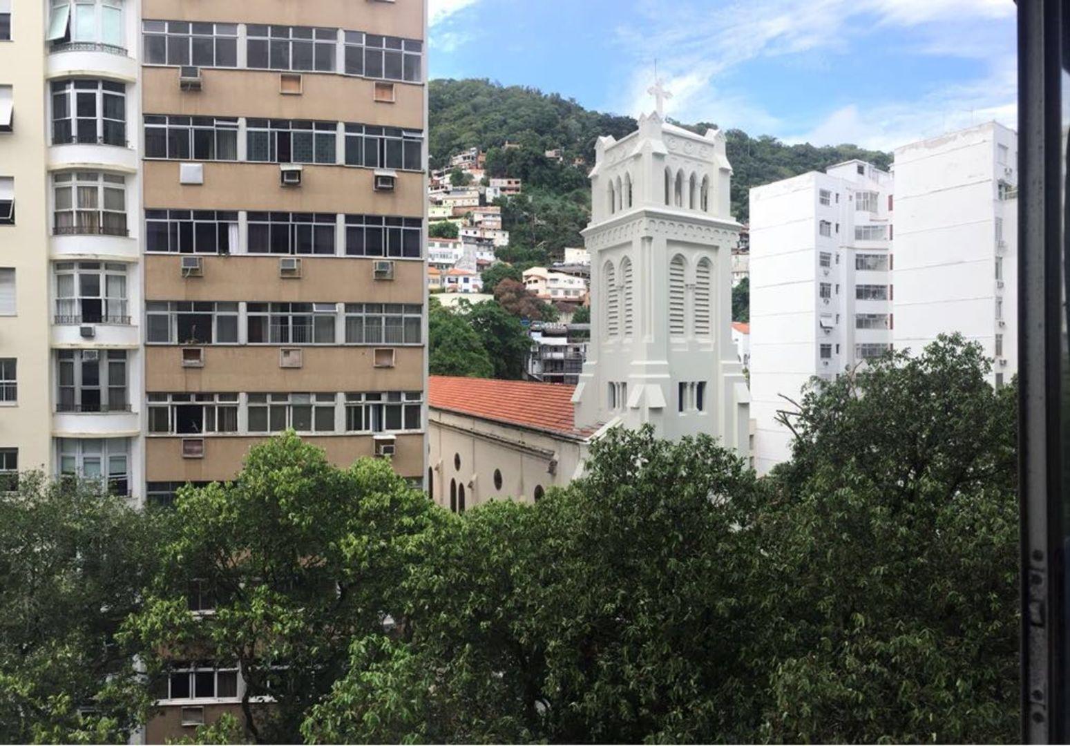 Imagem do Apartamento ID-229 na Rua General Ribeiro da Costa, Leme, Rio de Janeiro - RJ
