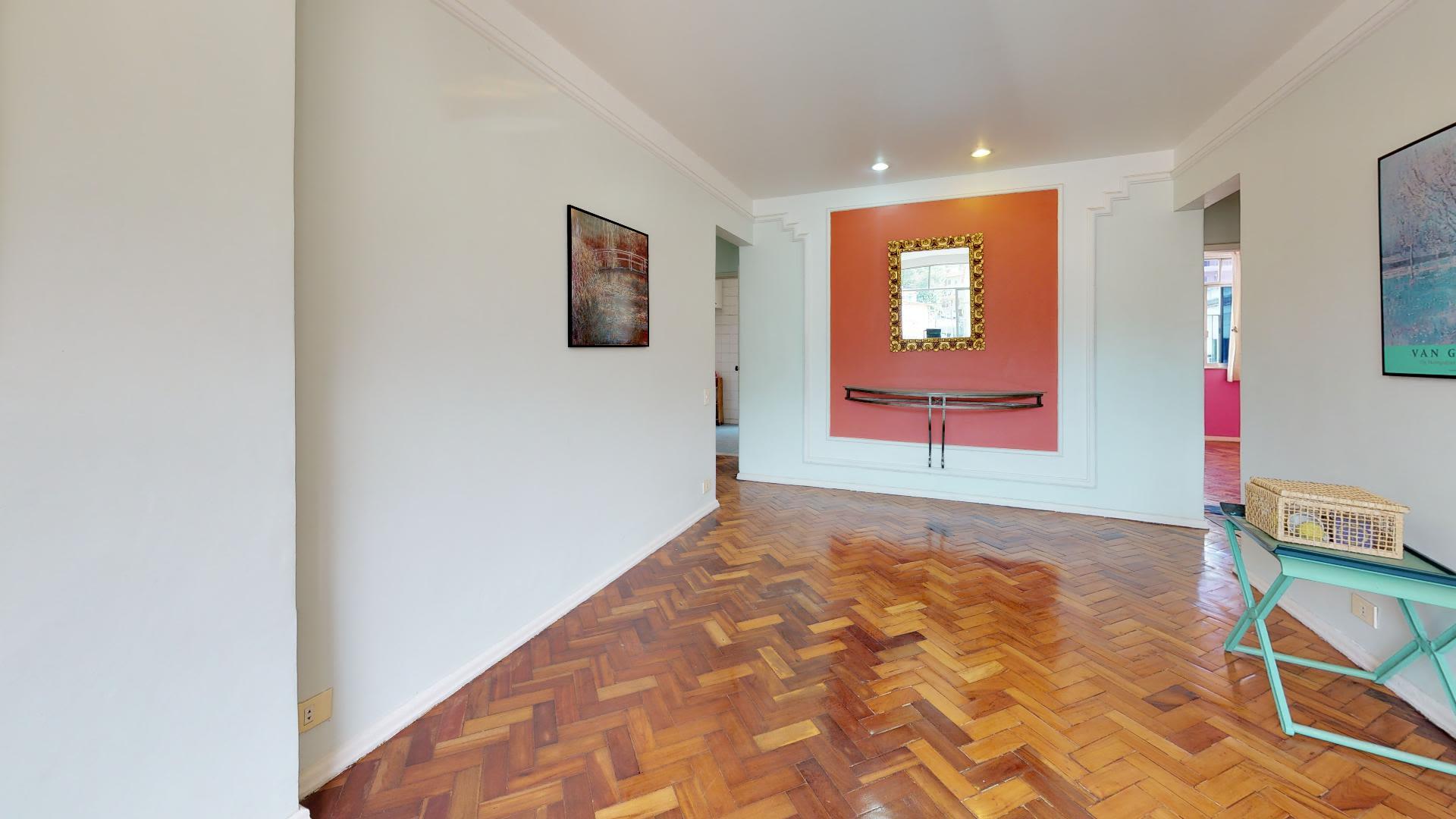 Imagem do Apartamento ID-791 na Rua das Laranjeiras, Laranjeiras, Rio de Janeiro - RJ