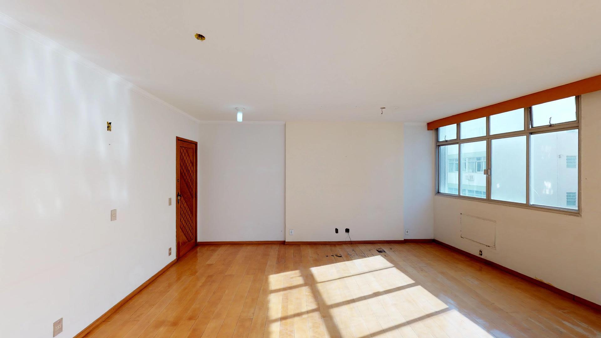 Imagem do Apartamento ID-456 na Rua Professor Gastão Bahiana, Copacabana, Rio de Janeiro - RJ