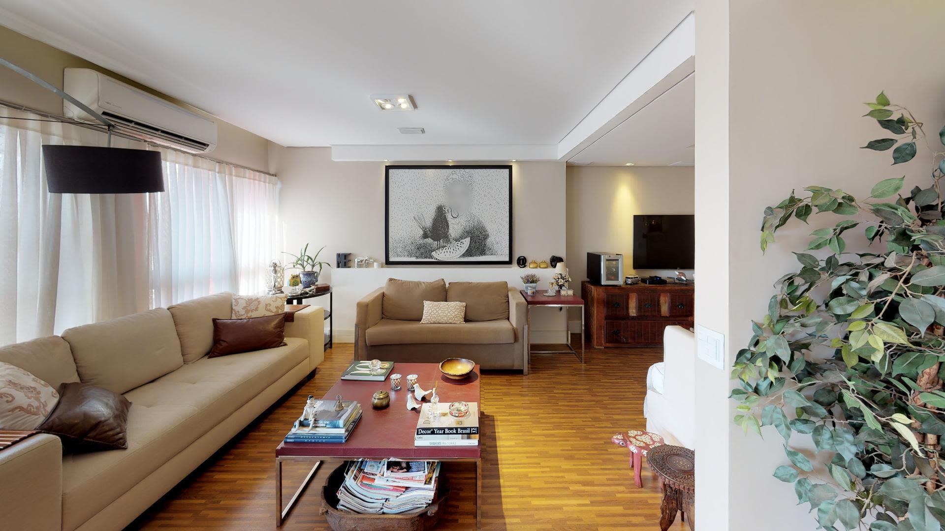 Imagem do Apartamento ID-1440 na Rua Doutor Franco da Rocha, Perdizes, São Paulo - SP