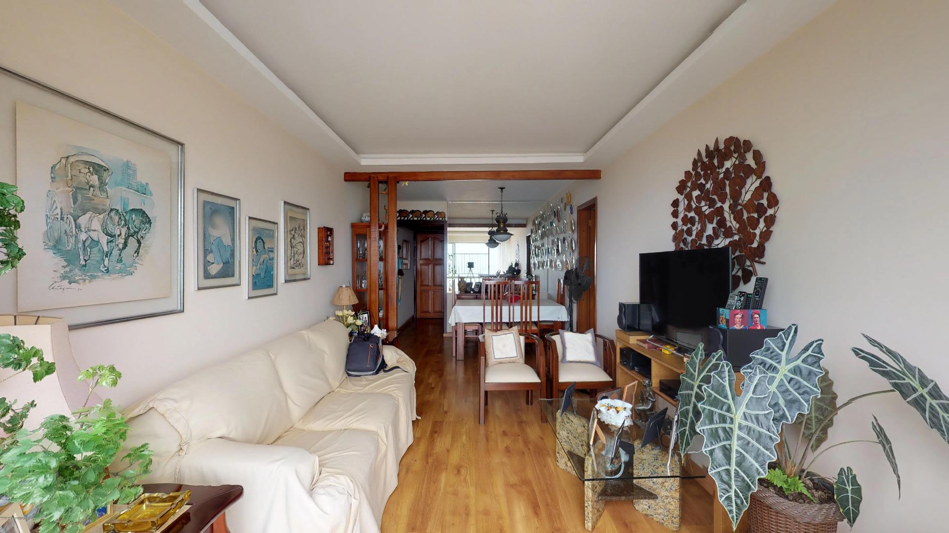 Imagem do Apartamento ID-1220 na Rua Marechal Mascarenhas de Morais, Copacabana, Rio de Janeiro - RJ
