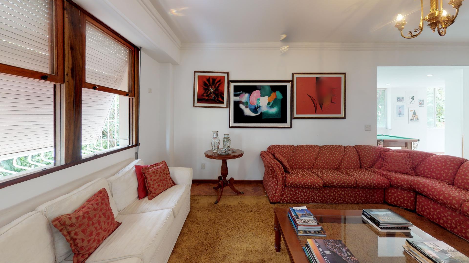 Imagem do Apartamento ID-1748 na Rua Paissandu, Flamengo, Rio de Janeiro - RJ