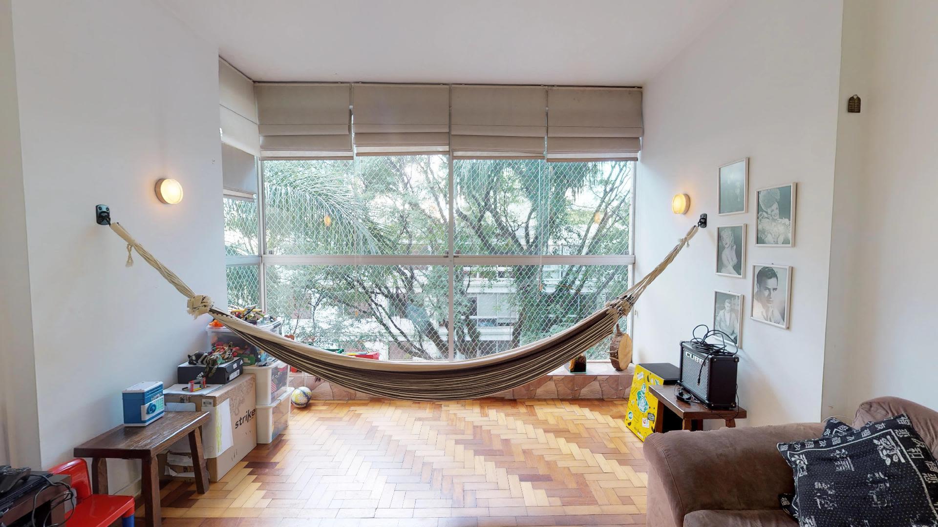 Imagem do Apartamento ID-1994 na Rua Gustavo Teixeira, Perdizes, São Paulo - SP