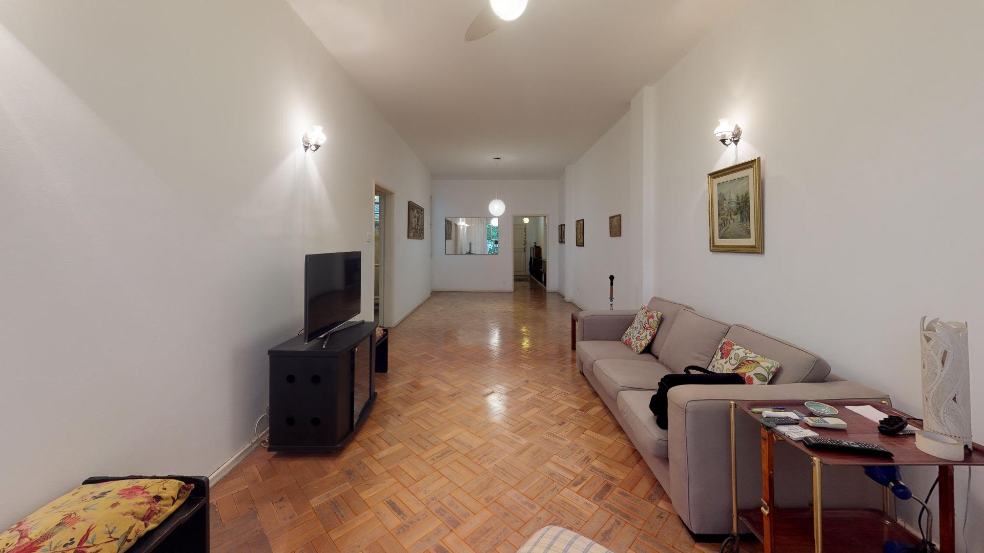 Imagem do Apartamento ID-1246 na Rua Cupertino Durão, Leblon, Rio de Janeiro - RJ