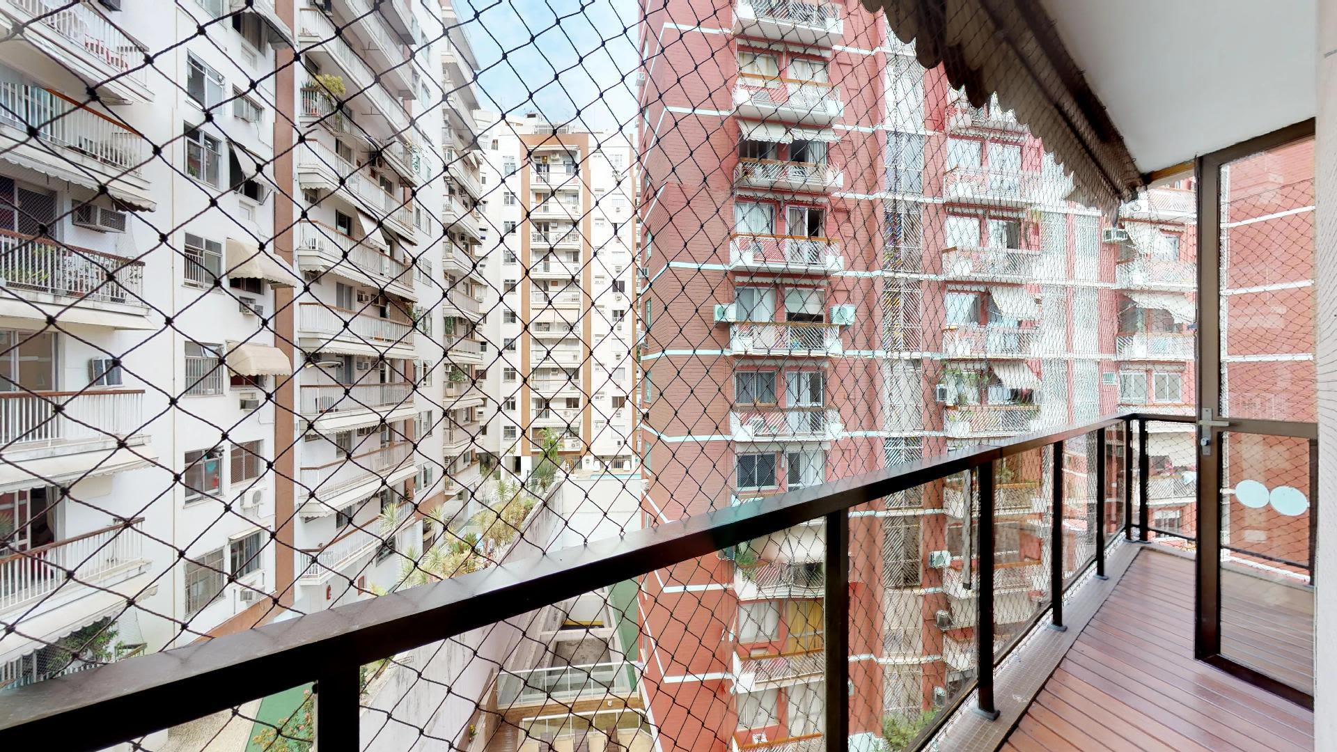 Imagem do Apartamento ID-1986 na Rua Pio Corrêa, Jardim Botânico, Rio de Janeiro - RJ