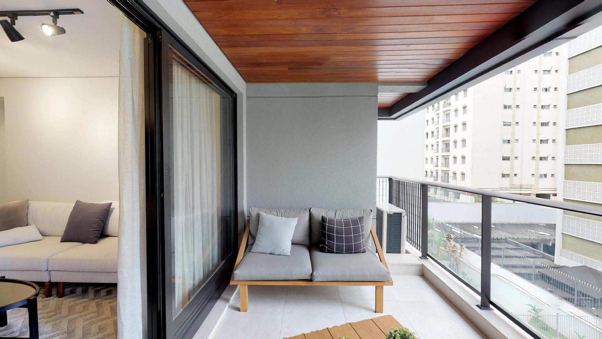 Imagem do Apartamento ID-1914 na Rua São Geraldo, Pacaembu, São Paulo - SP