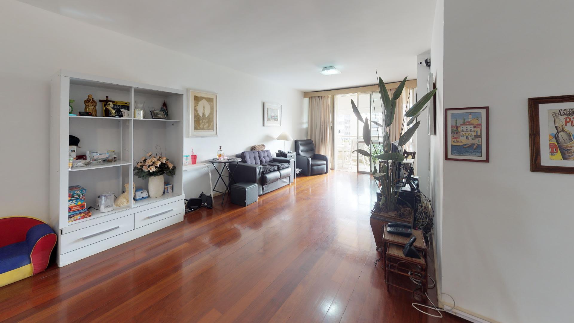 Imagem do Apartamento ID-1380 na Avenida Oswaldo Cruz, Flamengo, Rio de Janeiro - RJ