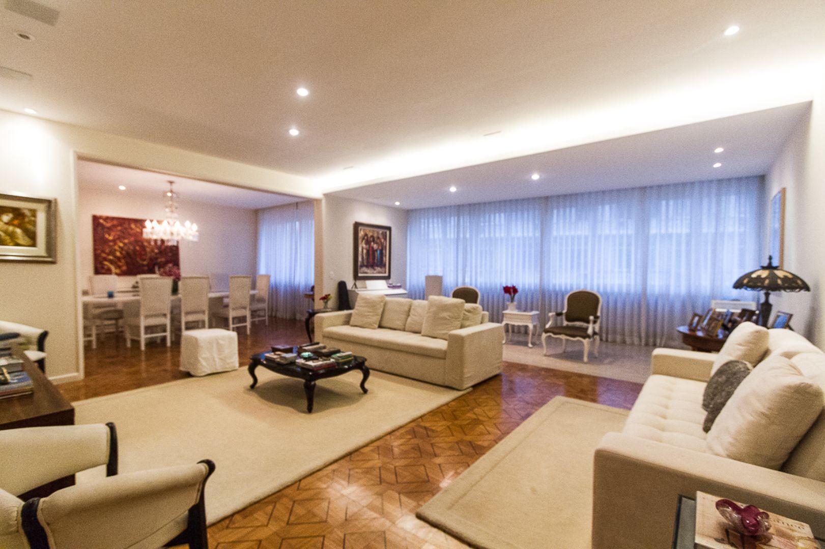 Imagem do Apartamento ID-2454 na Rua Domingos Ferreira, Copacabana, Rio de Janeiro - RJ