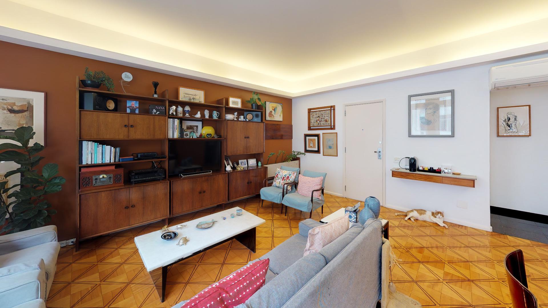Imagem do Apartamento ID-1314 na Rua 5 de Julho, Copacabana, Rio de Janeiro - RJ